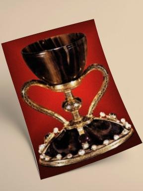 Lámina Santo Cáliz (DIN A4)